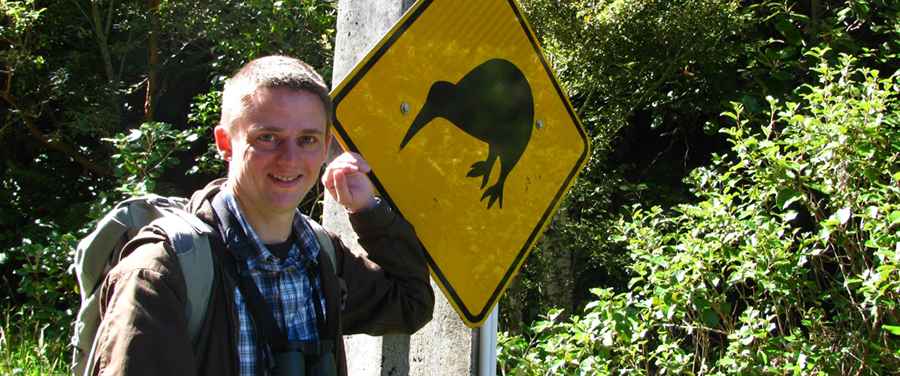 Mark Collier guide Birding Holland