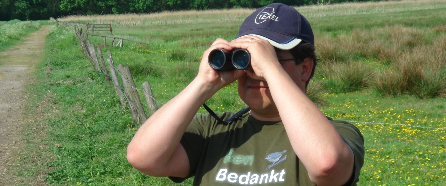 Birding guide in The Netherlands Ben Gaxiola