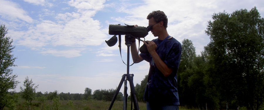 Bird watching guide in The Netherlands Leo Apon