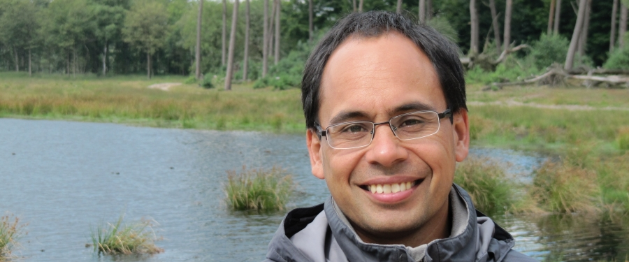 Birding guide in Zeeland Sander Lilipaly